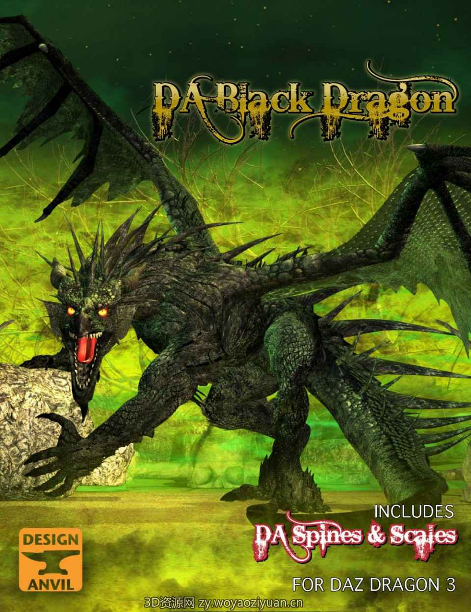 DA Black Dragon
