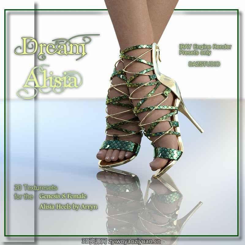 Alisia-Dreams – G8F