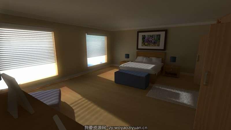 Bedroom Set by TruForm