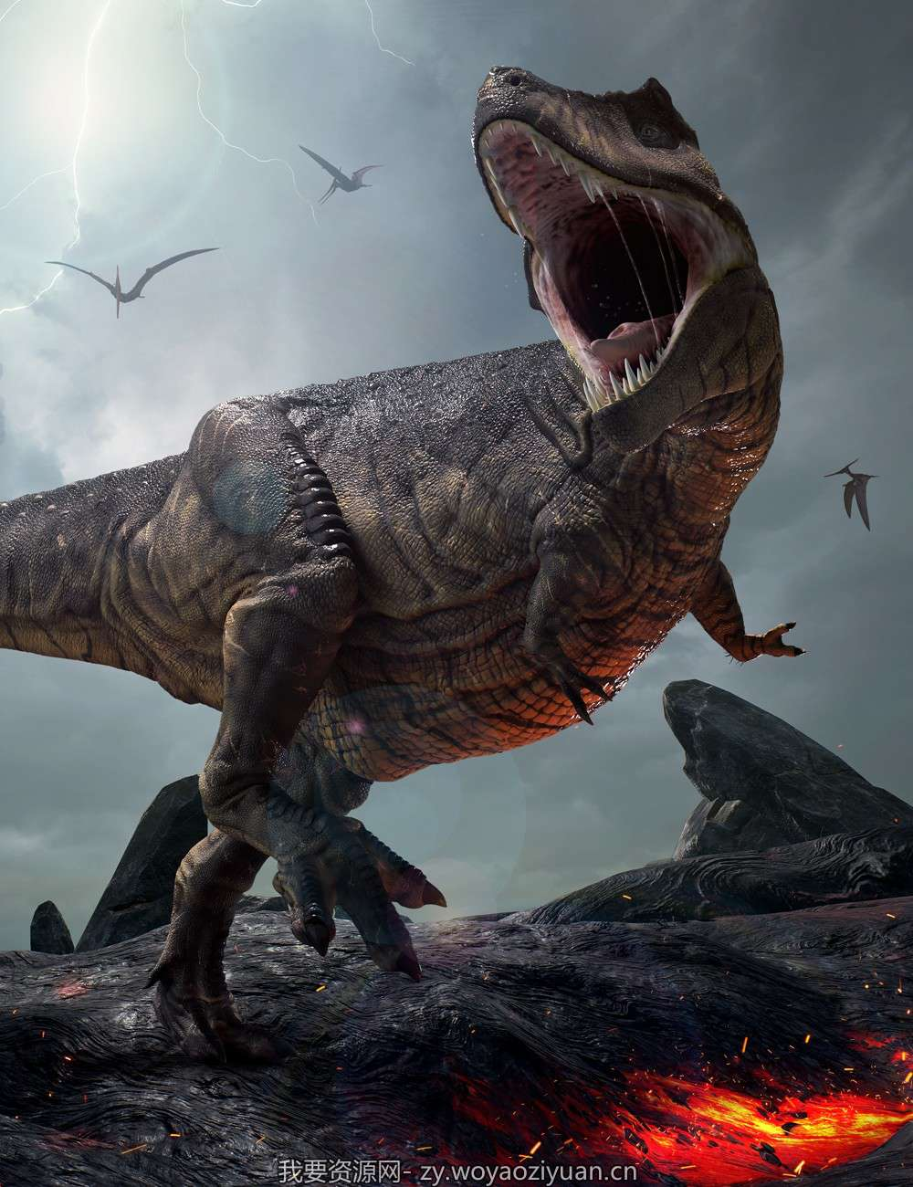 Tyrannosaurus Rex – Tyrant-Lizard King