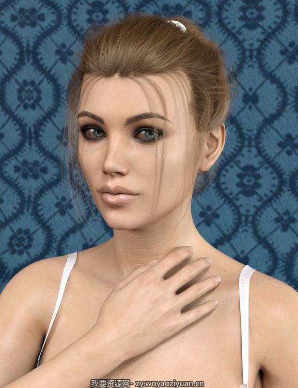 SF Beautiful Skin Iray Genesis 8 Female