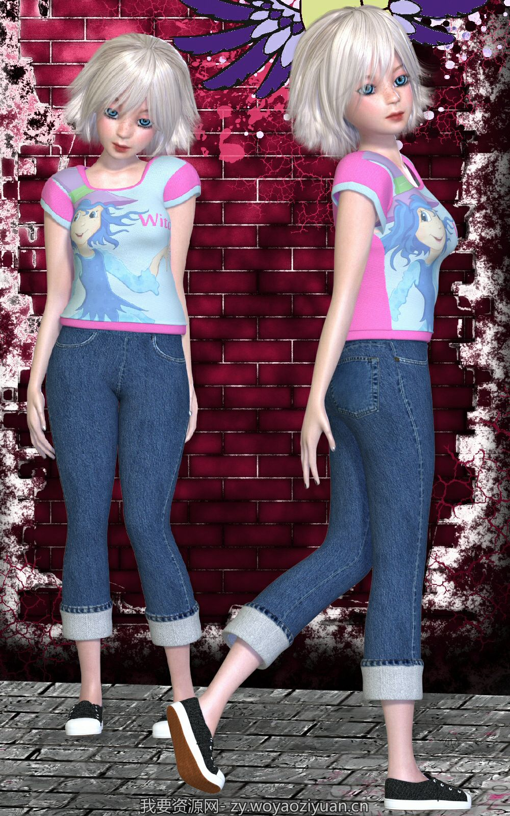 Maisie Fashion-2