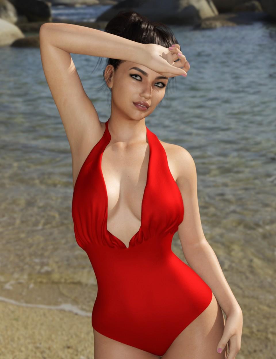 Riviera Swim for Genesis 8 Female(s)
