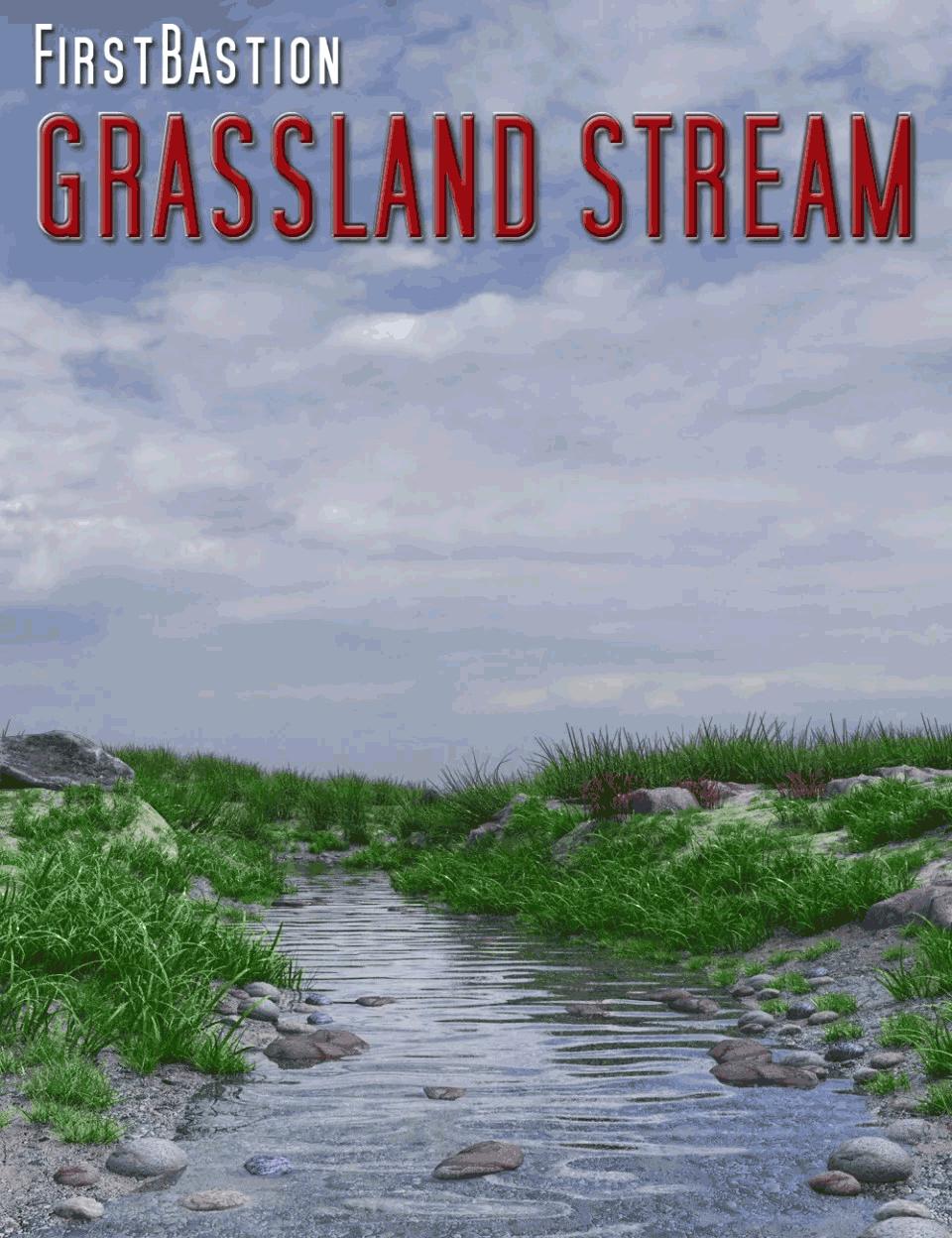 1stB Grassland Stream