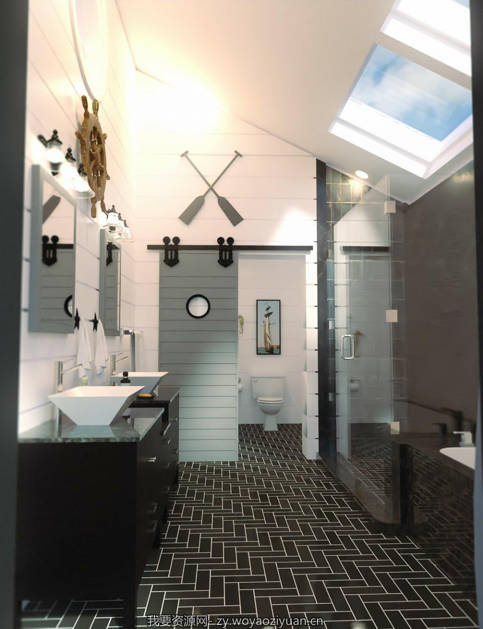 Regatta Bathroom