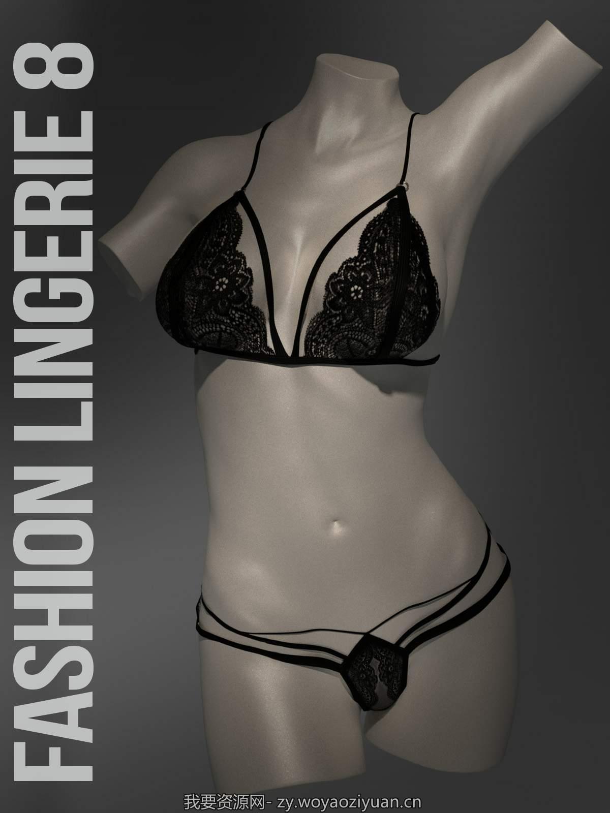 Fashion Lingerie 8 for G3F
