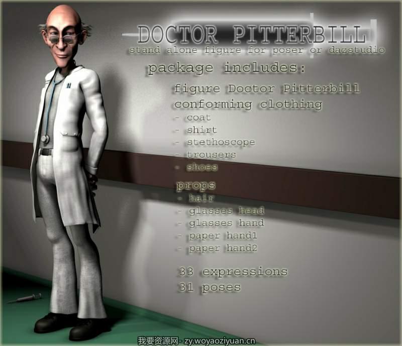 Doctor Pitterbill