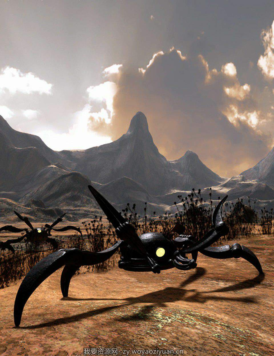 TerraDome2 Environment System