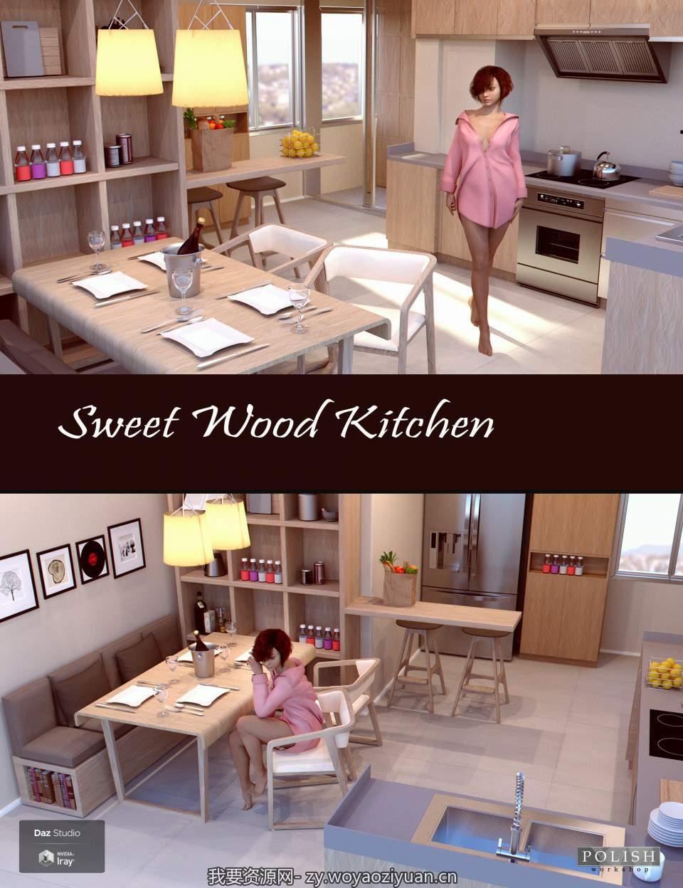 Sweet Wood Kitchen