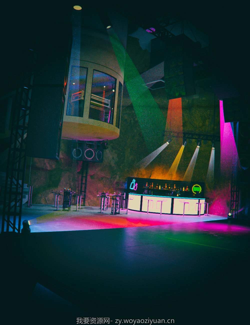 Underground Dance Club and Bar