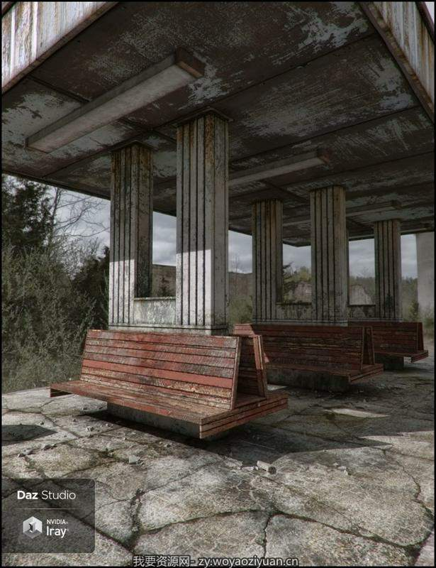 POI – Bus Stop 1