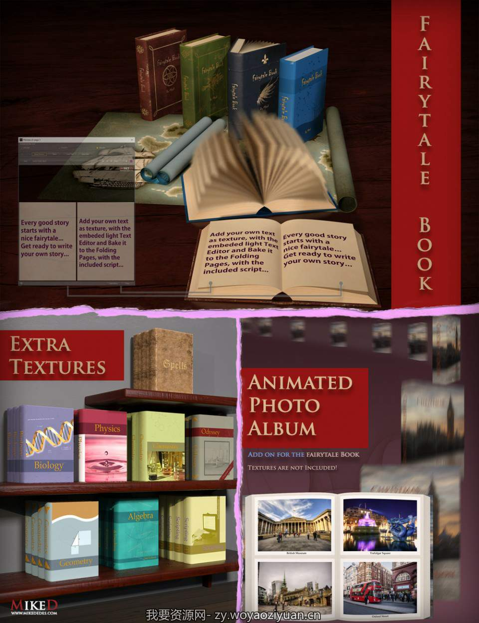 The Fairytale Book Bundle