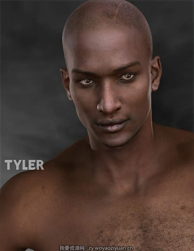 Tyler HD for Michael 6
