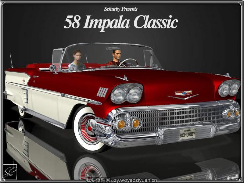 58 IMPALA CLASSIC
