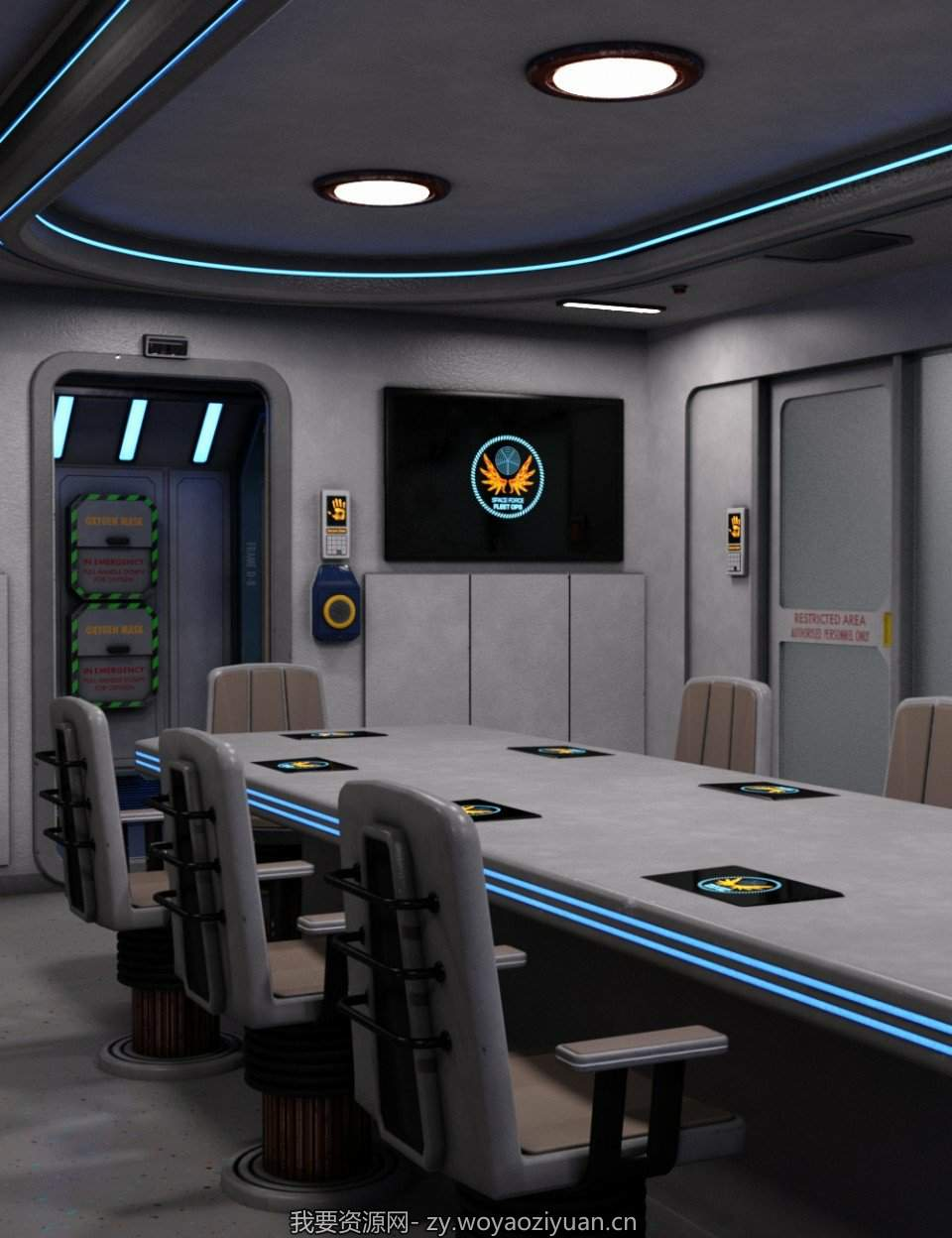 Fleet Ops Admiral's Ready Room