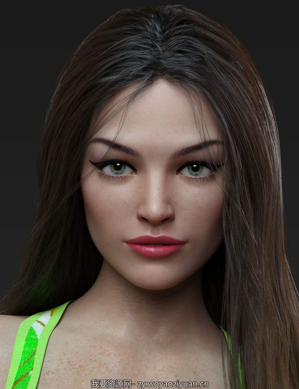 Minthy for Genesis 8 Female