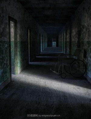 FG Abandoned Mental Hospital